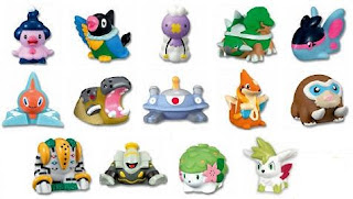 Pokemon Kids DP8 Bandai