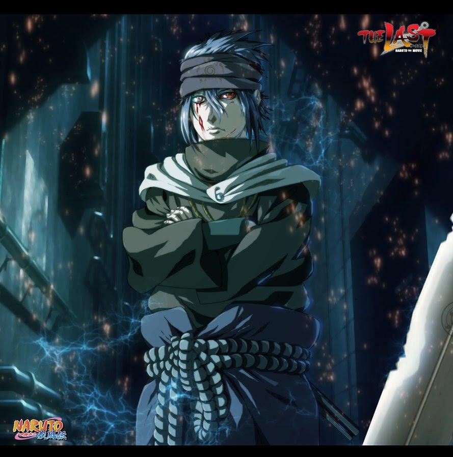 *Sasuke Uchiha :Naruto The Movie Last:* - Naruto ...