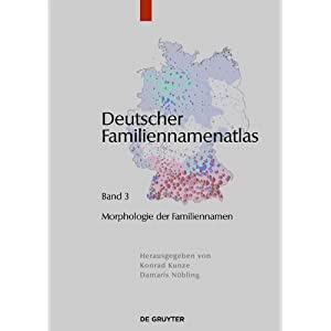 Deutscher Faniliennamenatlas