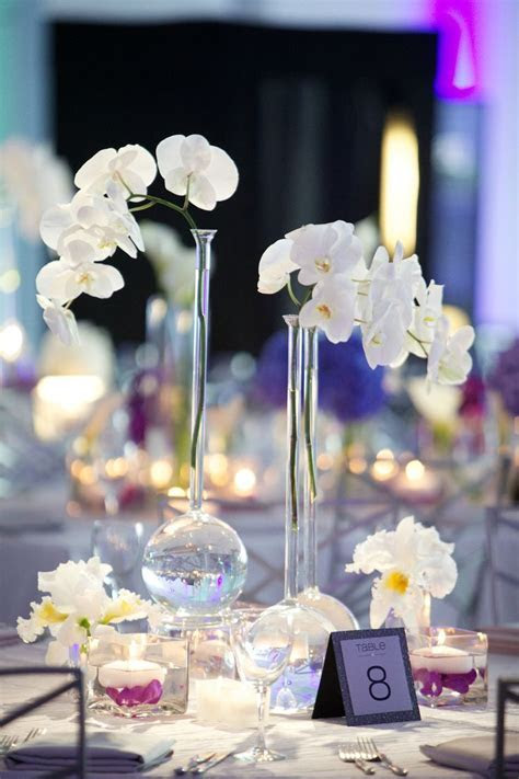 25  best ideas about Orchid centerpieces on Pinterest