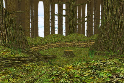 MMD Lost Woods