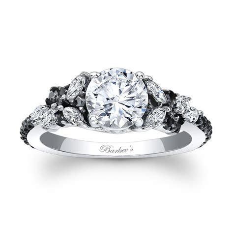 BLACK DIAMOND ENGAGEMENT RING at www