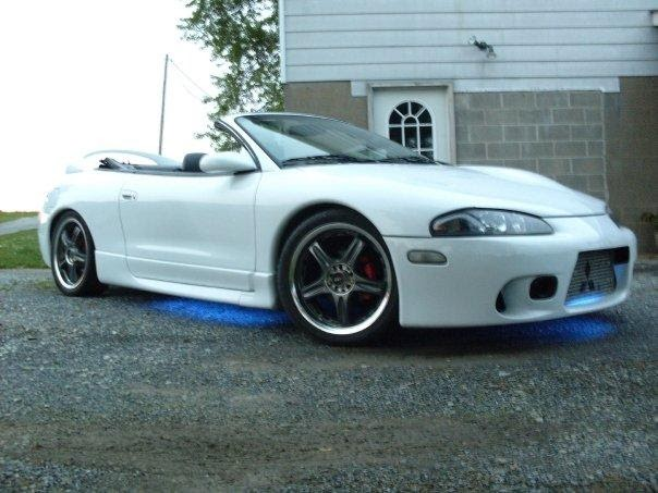 1998 mitsubishi eclipse spyder gs new car pictures pricing sporty cars. Black Bedroom Furniture Sets. Home Design Ideas