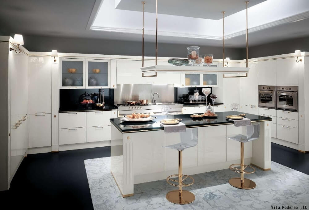 Kitchen Cabinet Finishes | Best Finish For Kitchen Cabinets