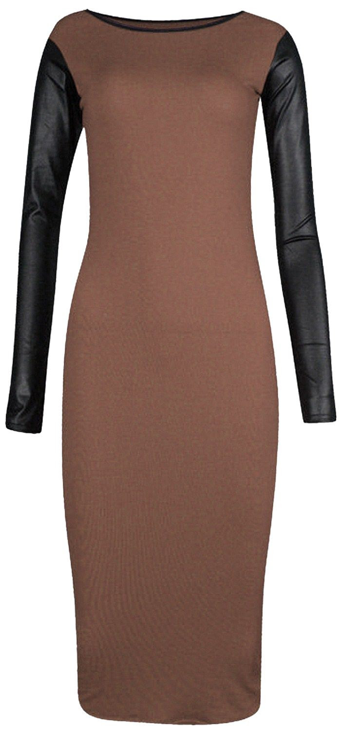With size bodycon long sleeves dresses plus usa made wear