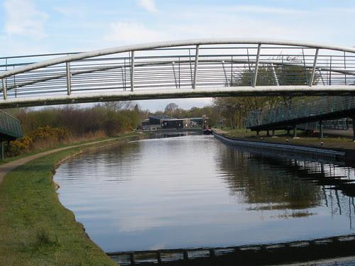 Market Bridge, Wyrley & Essington Canal