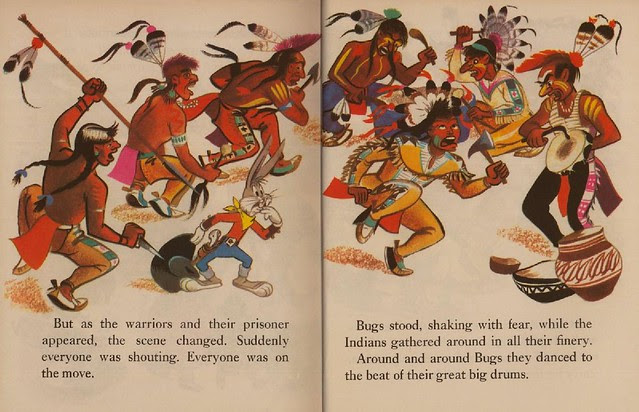 Bugs Bunny & the Indians012
