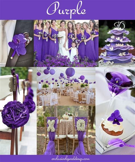 The 10 All Time Most Popular Wedding Colors cute