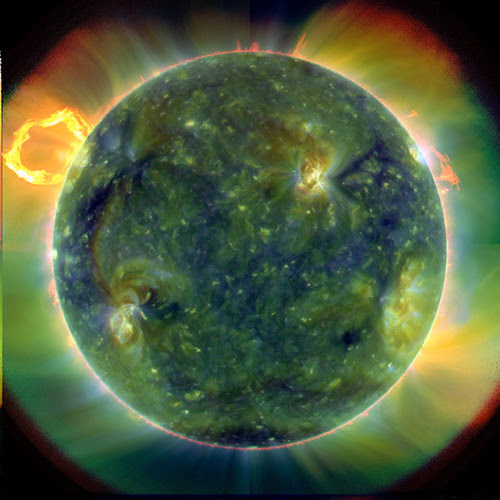 The Solar Dynamics Observatory Goes Live