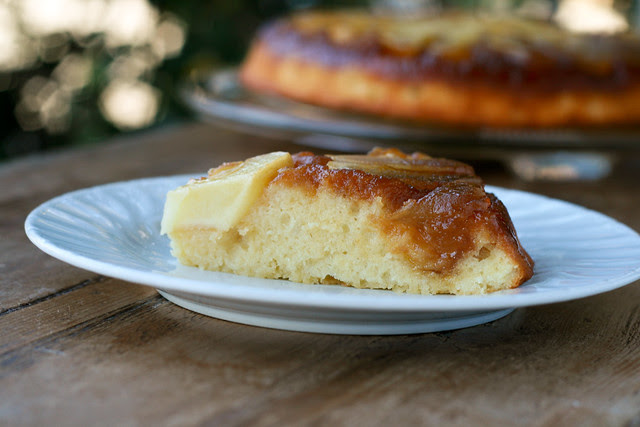 "Barefoot Contessa Apple Cake ""Tatin"""