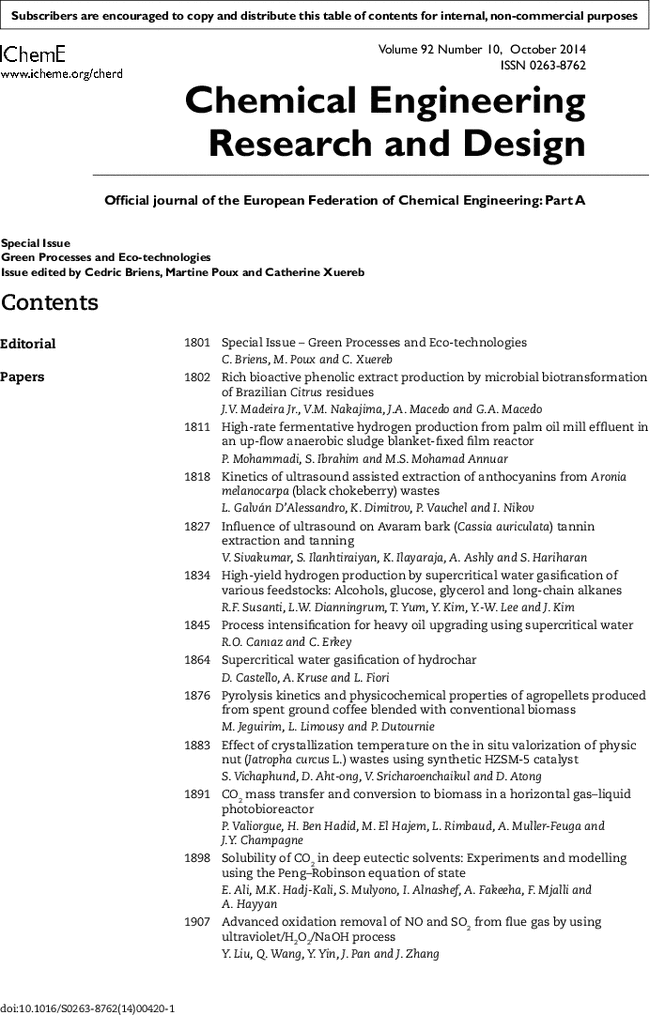 Chemical Engineering Research And Design Pdf Quantum Computing