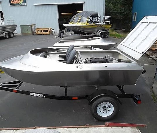 Aluminum Jet Boat Kits For Sale | sail and row boat plans