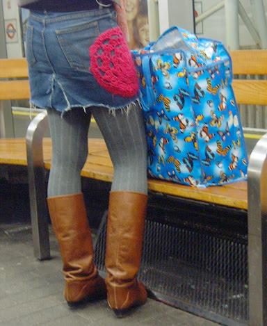 Doiley Skirt