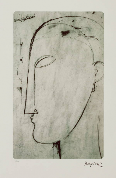 amare-habeo:  Amedeo Modigliani (1884-1920) Male Figure (Figura maschile), N/D