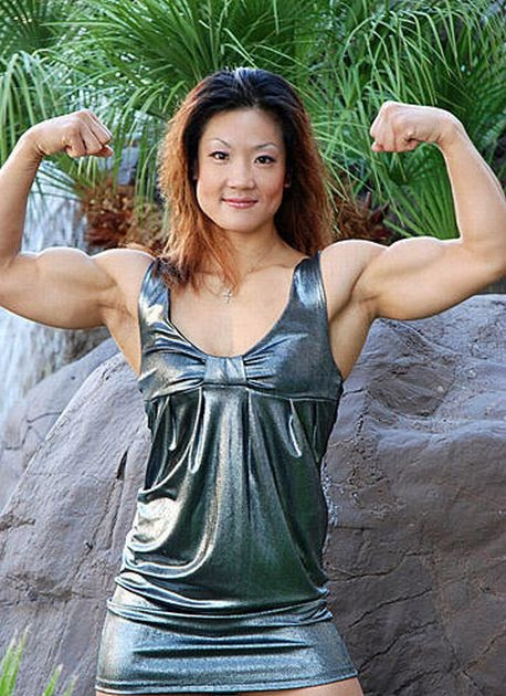 Female Fitness, Figure and Bodybuilder Competitors: Xin Li ...