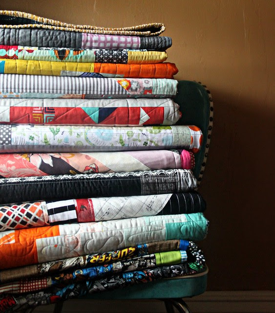 Eleven Quilts!