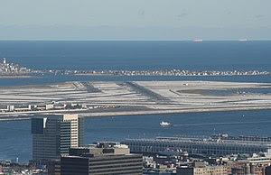 English: Runaways Boston Logan airport (Boston...