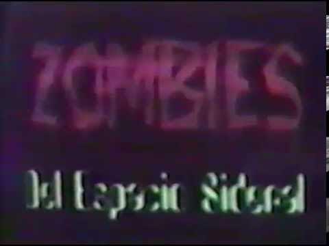 Zombies del Espacio Sideral
