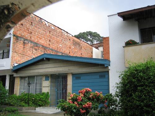 House where Pablo Escobar was shot