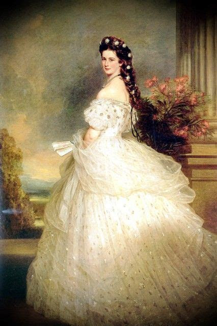 "Empress Elisabeth ""Sissi"" of Austria inspiration of"