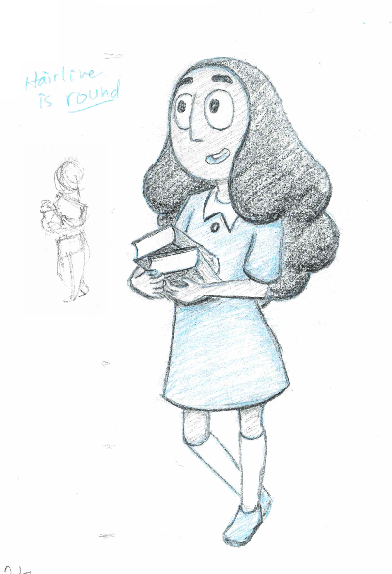 Connie… y u so hard to draw correctly?