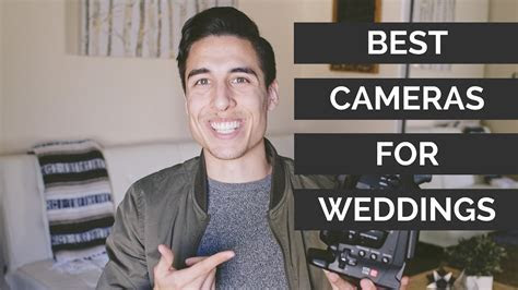 Best Camera For Wedding Videography   Wedding Video