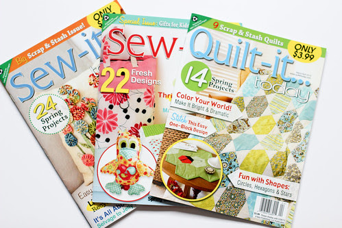 Magazine Features by Jeni Baker