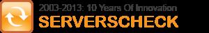 برنامج مجانى مميز جداً لمراقبة وإدارة انظمة الشبكات والخوادم ServersCheck Monitoring 10.1.5