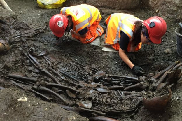 Image result for DNA confirms cause of 1665 London's Great Plague