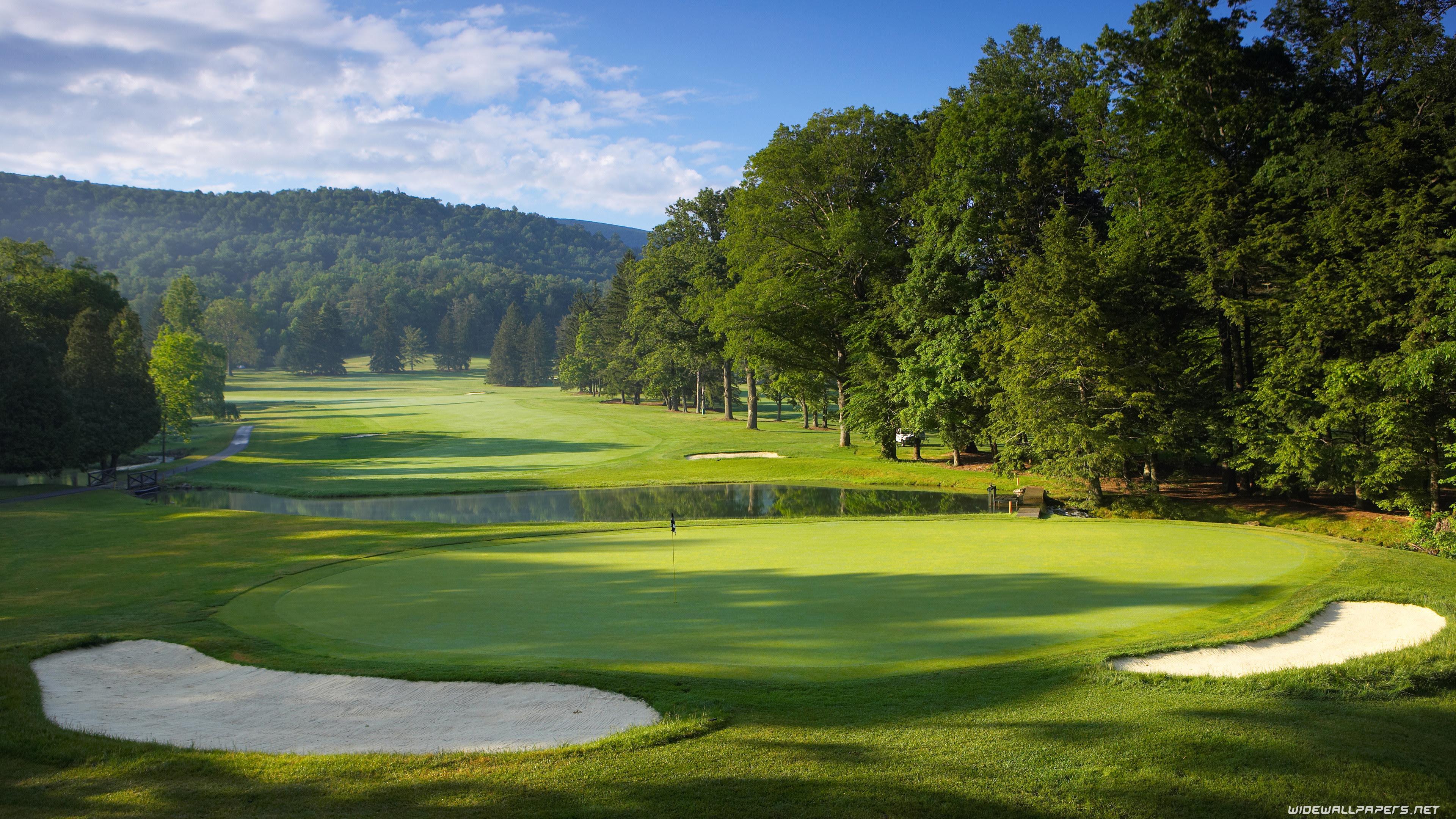 Golf Desktop Backgrounds (63+ images)