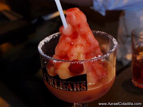 Megarita nights at New Orleans restaurant photo by Azrael Coladilla of Azrael's Merryland Blog