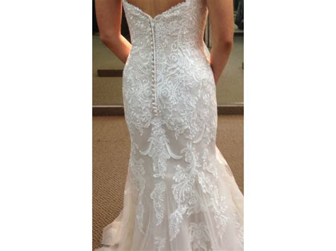 Maggie Sottero Winstyn, $785 Size: 4   New (Un Altered