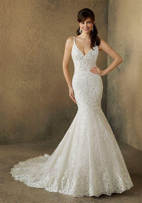 Renee Wedding Dress   Style 2093   Morilee