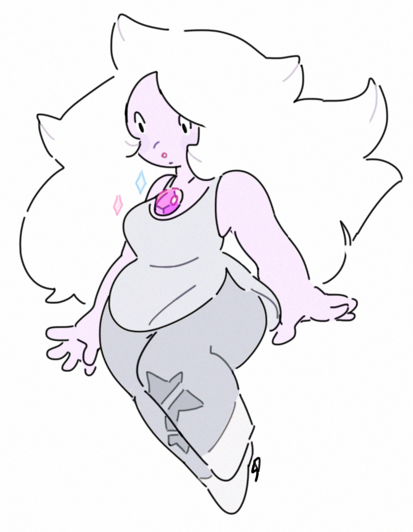 Amethyst is my forever babe