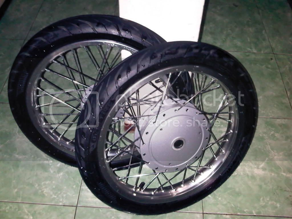 modifikasi mio sporty velg 16 terkeren