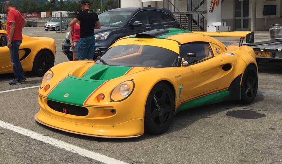 Lotus Elise Motorsport - CAR4PASSION