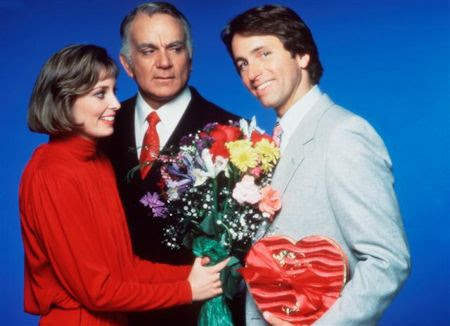 Three's a Crowd - Mary Cadorette, Robert Mandan and John Ritter