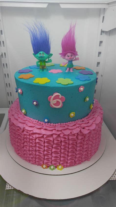 Trolls Birthday   CakeCentral.com