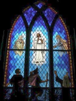 Stain Glass Windows St Thomas Ev Lutheran Church Lcms