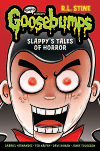 Slappy's Tales of Horror by Dave Roman