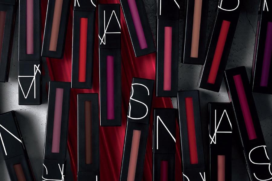 NARS Powermatte Lip Pigment Swatches