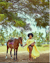 "Yvonne Jegede shares more beautiful photos from her maternity shoot as she admits 'parenthood is the scariest ""hood"" she has 'ever been in'"