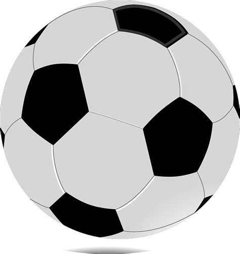 bola futbol aislados graficos vectoriales gratis en pixabay