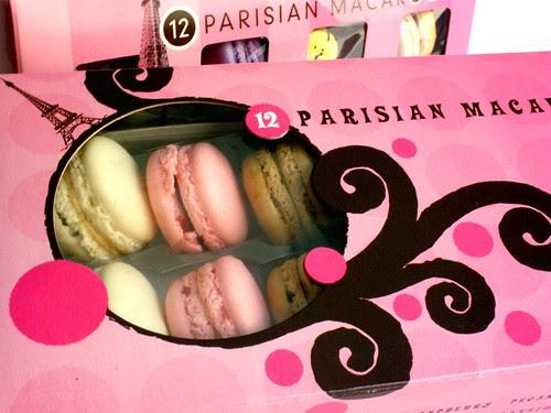 Parisian Macaroons