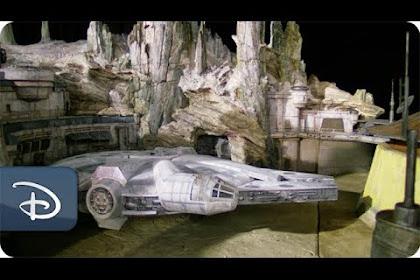 Tour Star Wars Land Galaxy's Edge Dibuka #2019 di California dan Florida