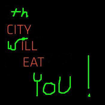 billy bob beamer - city ill eat YOU by jim leftwich