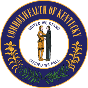Great Seal of the State of Kentucky