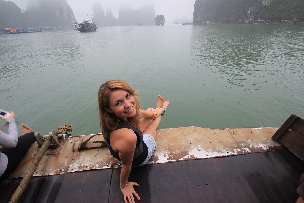 Halong bay adventure