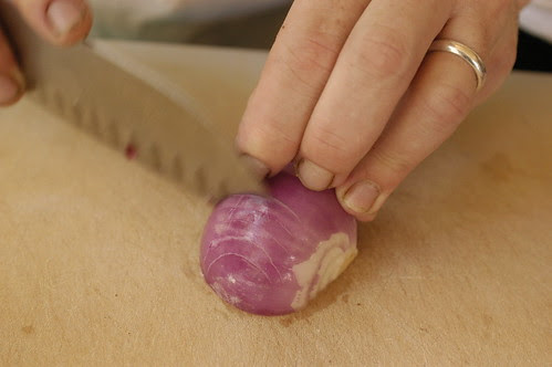 how to chop an onion VI