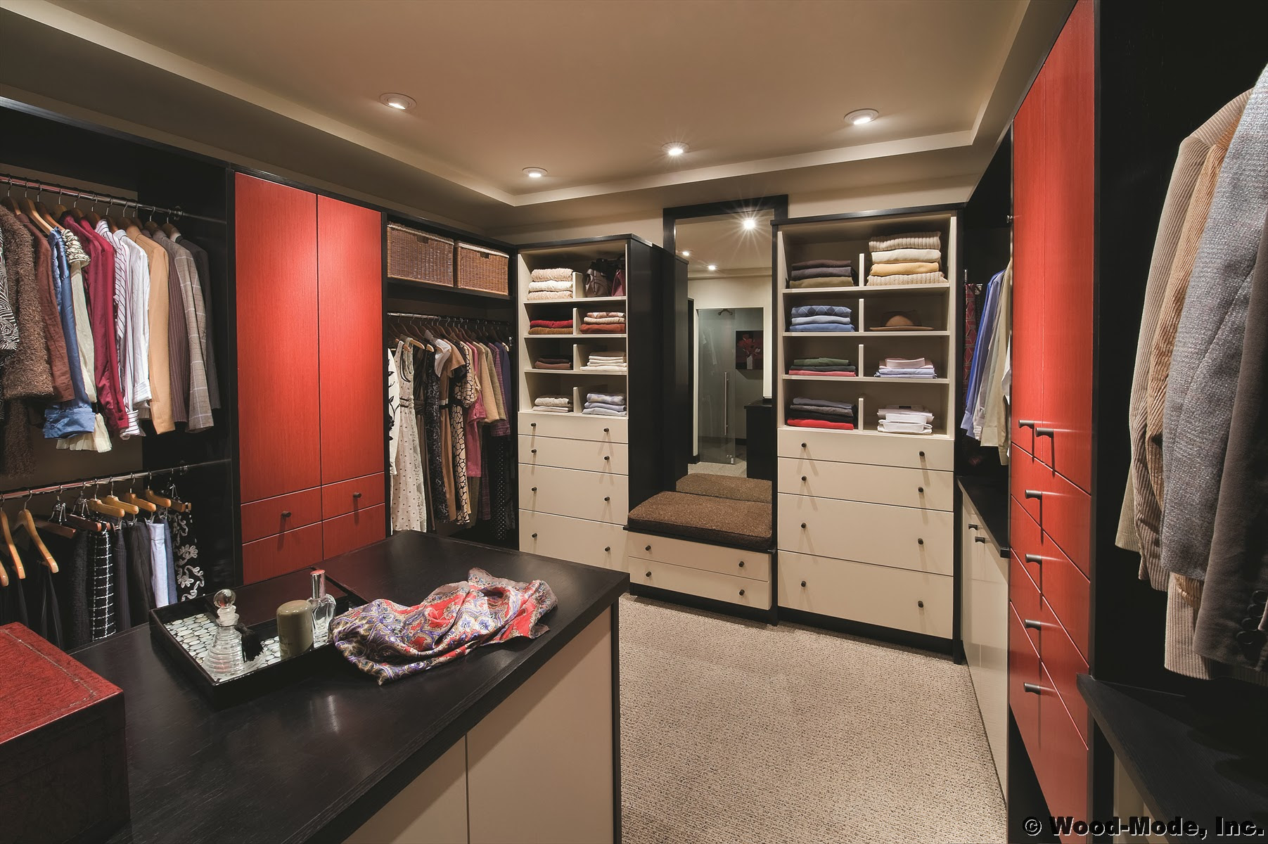 Whitefish, MT Custom Closets and Storage Ideas